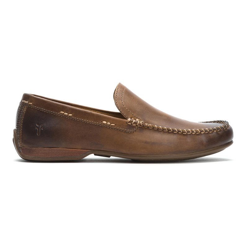 Lewis Venetian Leather Loafers