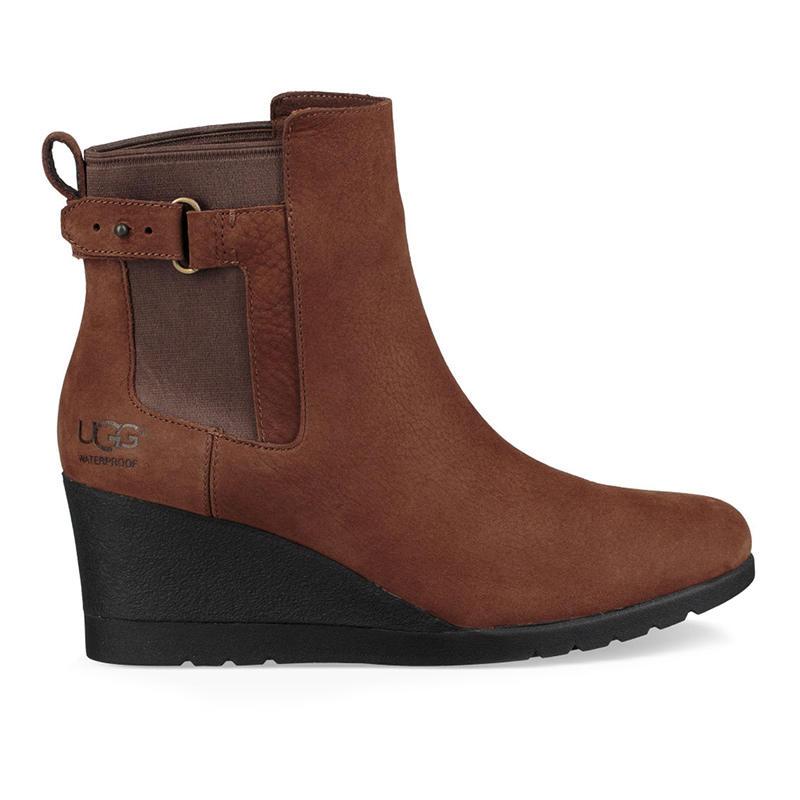72dcea0d442 UGG Women's Indra Waterproof Wedge Boots