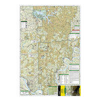 National Geographic Hoosier National Forest 770 Trail Map