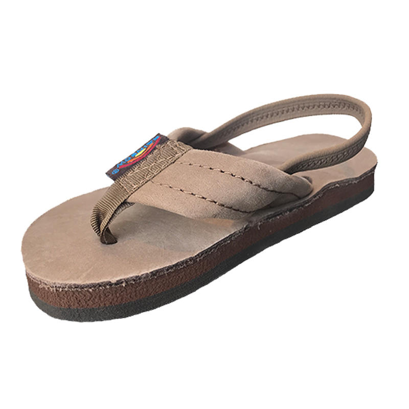 a74dae2f5f07 Rainbow Kids  Premier Leather Single Layer Sandals - Water and Oak Outdoor  Company