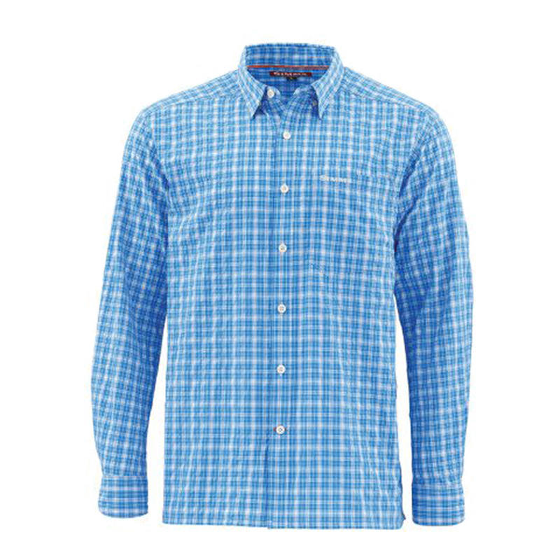 3d6659e85ac SIMMS Men s Morada Long-Sleeve Shirt - Water and Oak Outdoor Company