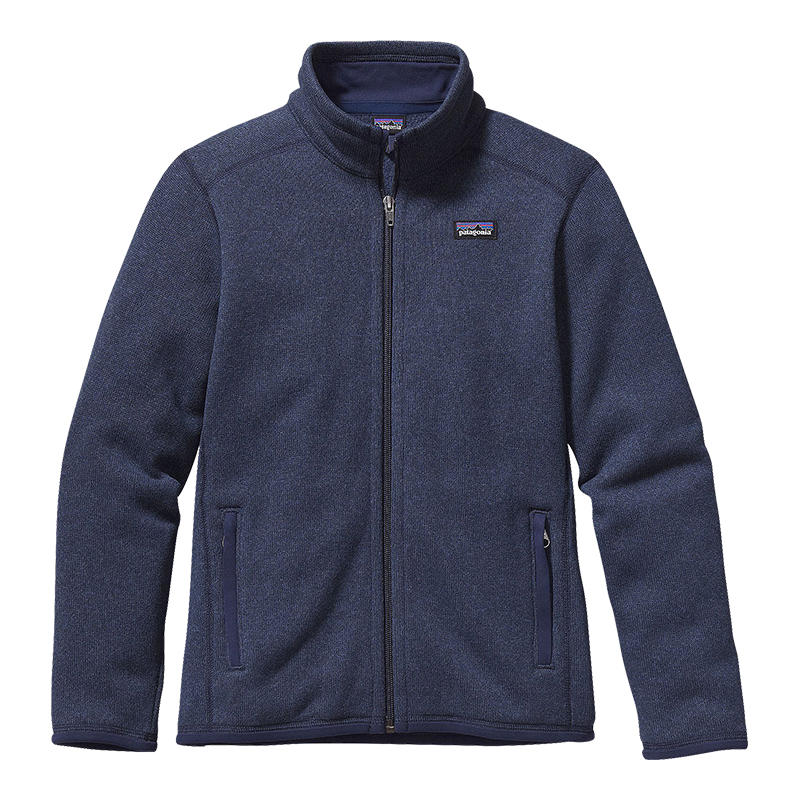 Patagonia Boys  Better Sweater Jacket - Alabama Outdoors efeffbcba