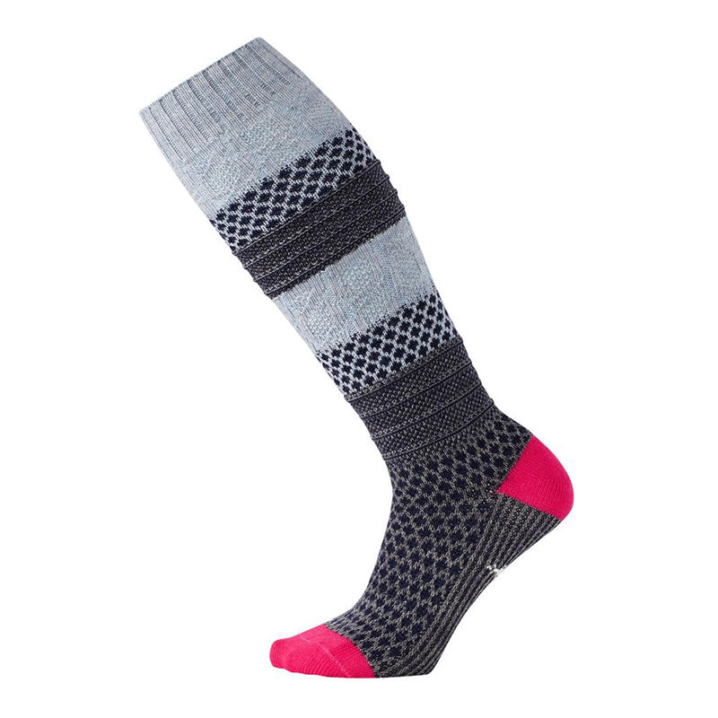 d1f4643cbe8f7 Smartwool Women's Popcorn Cable Knee High Socks - Water and Oak Outdoor  Company