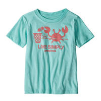 f41d444d331f7 Patagonia Baby Live Simply Organic T-Shirt - Alabama Outdoors
