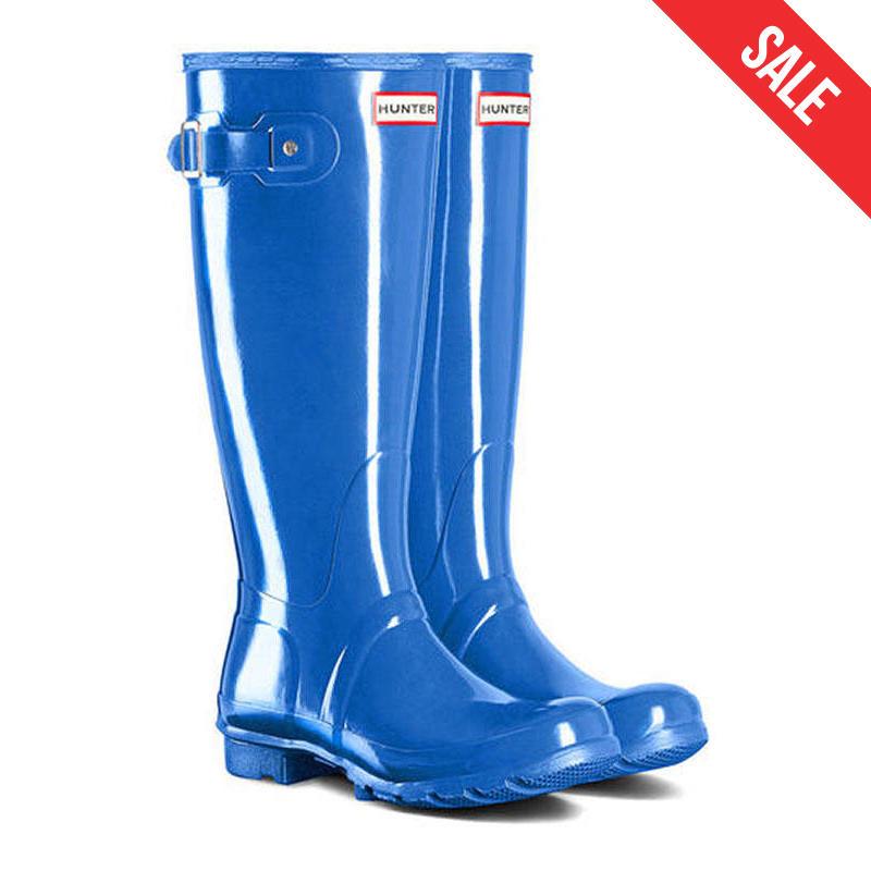 25bbd3643d37 Hunter Women s Original Tall Gloss Rain Boots - Alabama Outdoors