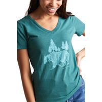 a8961ebe5ce United By Blue Women s Pine Bear T-Shirt - Alabama Outdoors
