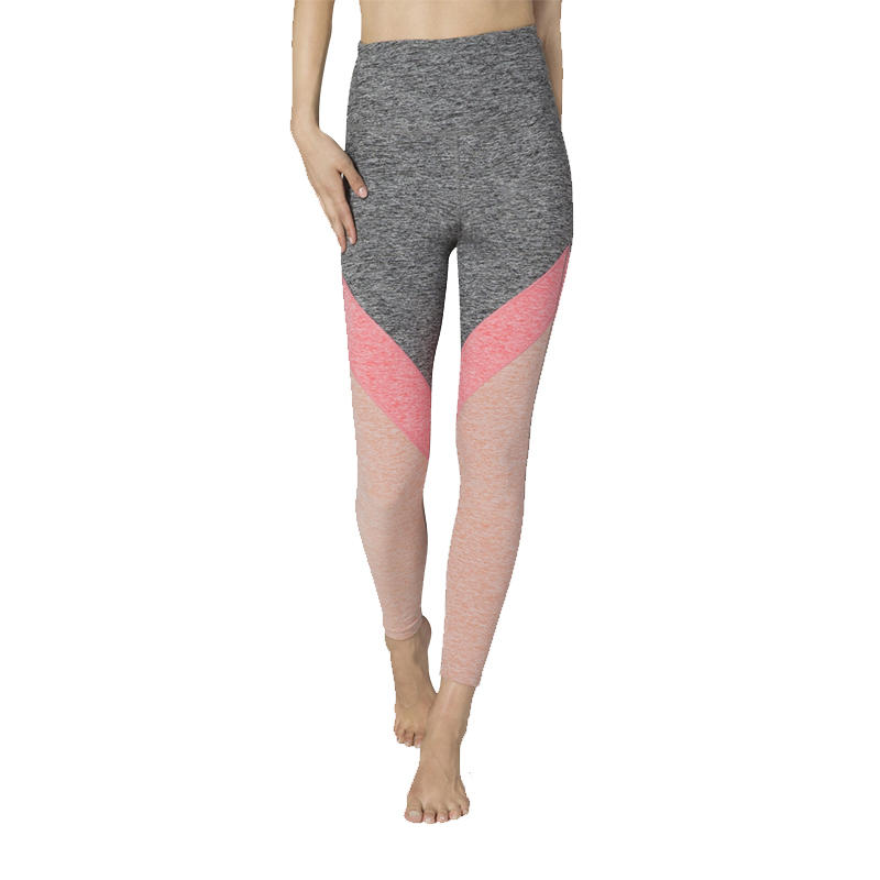 1522606694821 Beyond Yoga Women's Tri-Panel Spacedye High-Waist Midi Leggings ...