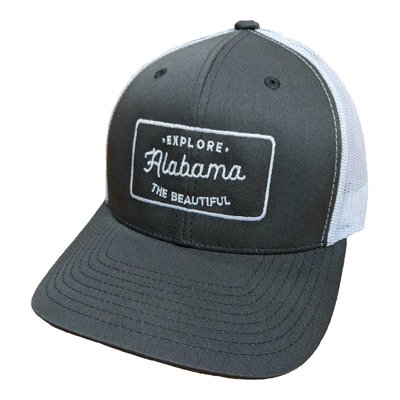8f41df2a25796 Alabama Outdoors  Alabama The Beautiful  Retro Trucker Hat - Alabama  Outdoors