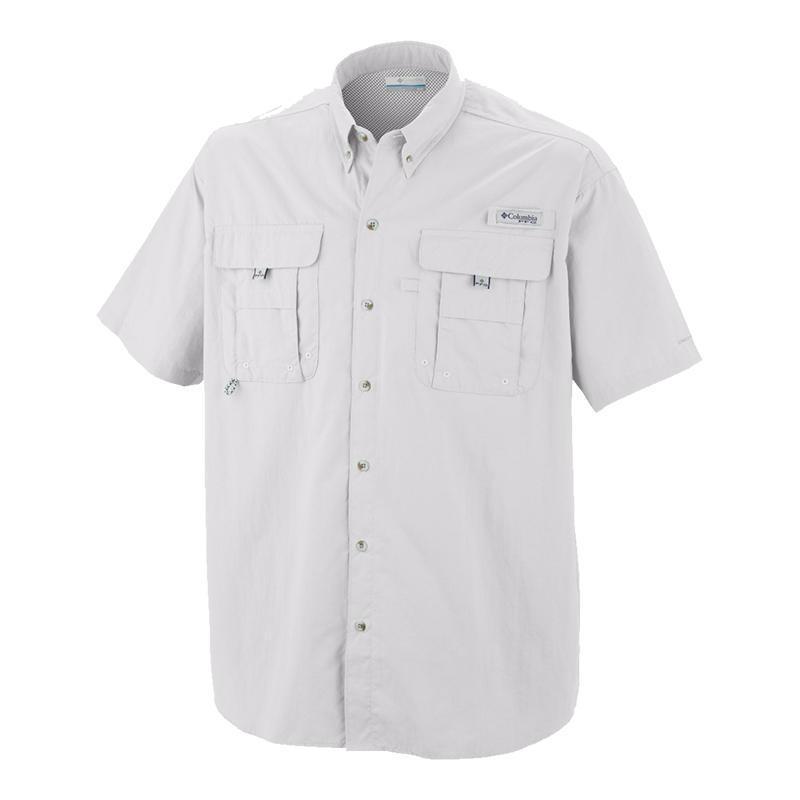 c0b1364051e Columbia Men's Bahama II Short-Sleeve Shirt - Alabama Outdoors