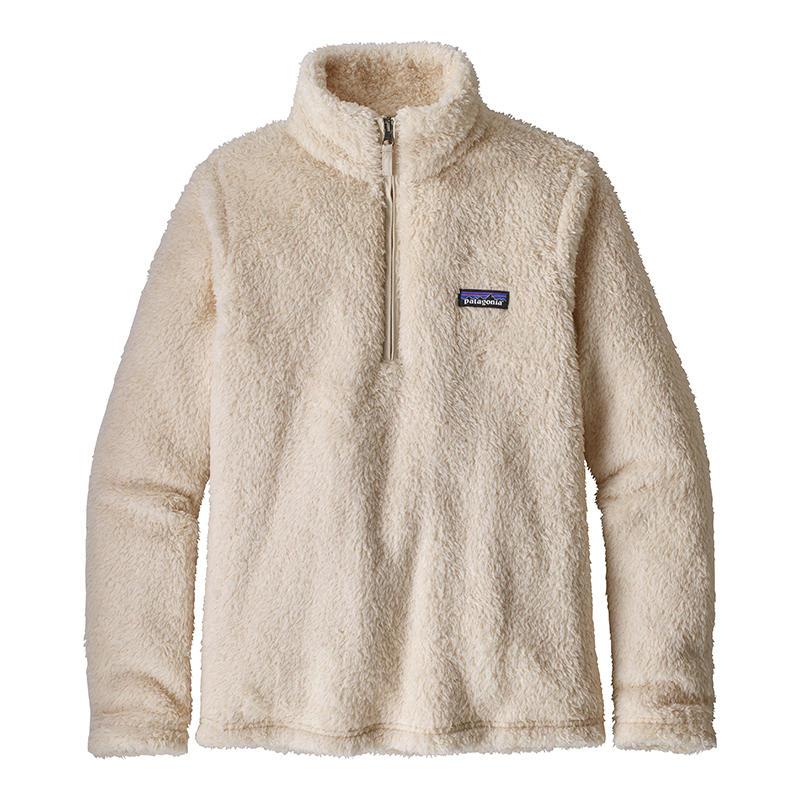 660c19814fb Patagonia Women s Los Gatos ¼ Zip Fleece Pullover - Water and Oak ...