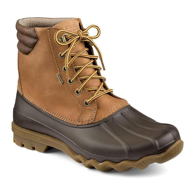 701d3d4ad11 Sperry Men's Avenue Waterproof Duck Boots