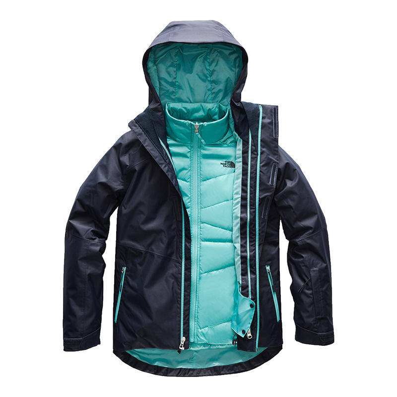 aabd19790b4 The North Face Women s Clementine Triclimate 3-in-1 Jacket - Water ...