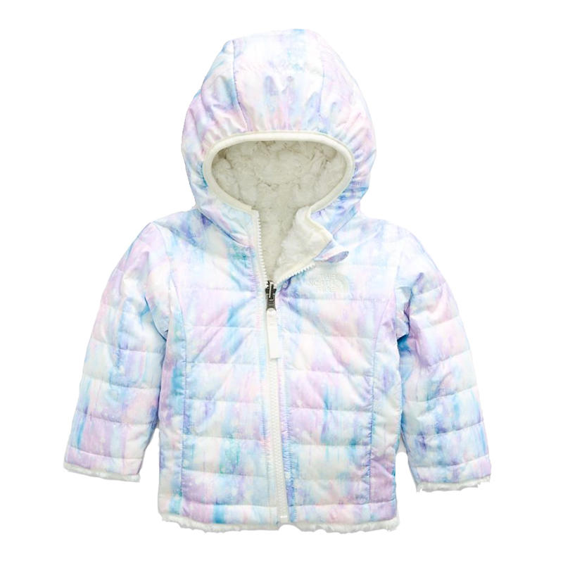 b8efae588c6b The North Face Infant Reversible Mossbud Swirl Hoodie - Alabama Outdoors
