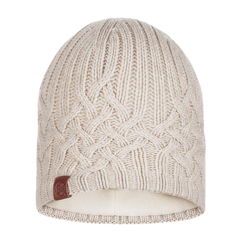 Buff Knitted   Polar Hat - Alabama Outdoors 4a3d53ed116