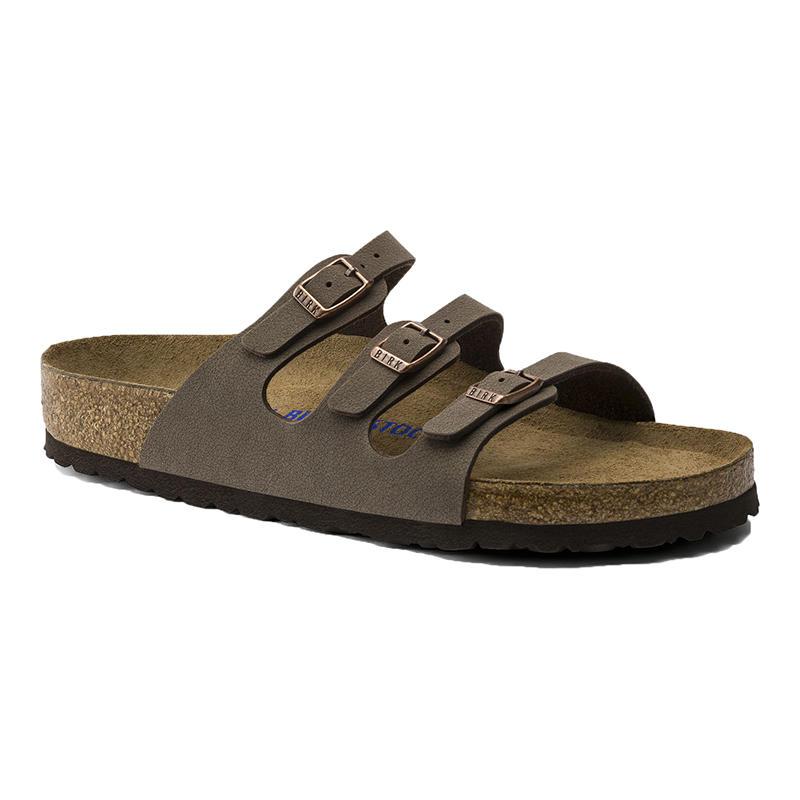 31bda0b6e0c Birkenstock Women's Birkibuc Florida Soft Footbed Sandals