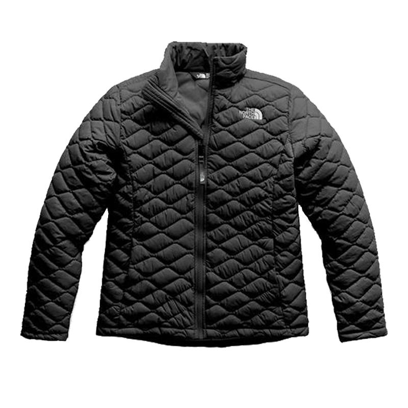 48afe2abd The North Face Girls' Thermoball Full Zip Jacket