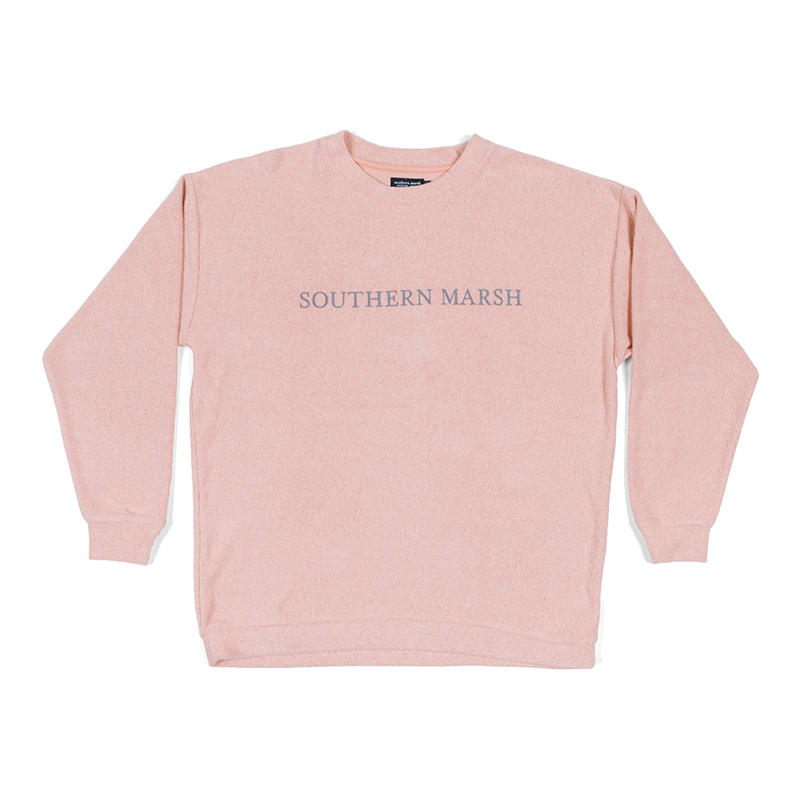 Southern marsh unisex sunday morning sweater water and oak outdoor