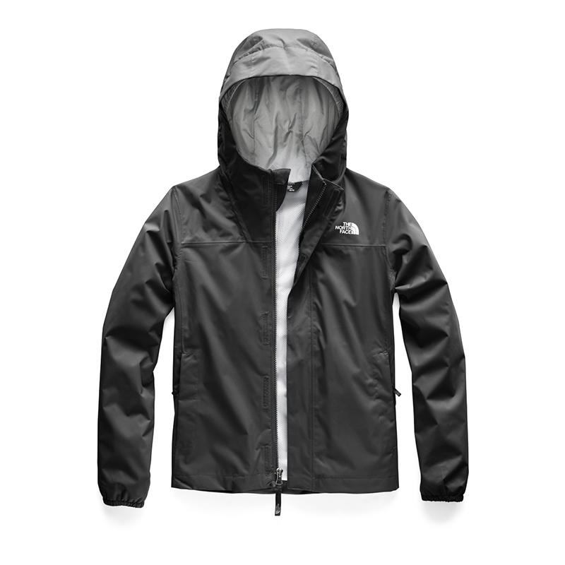 The North Face Girls  Resolve Reflective Jacket - Water and Oak ... 34d4a35bf