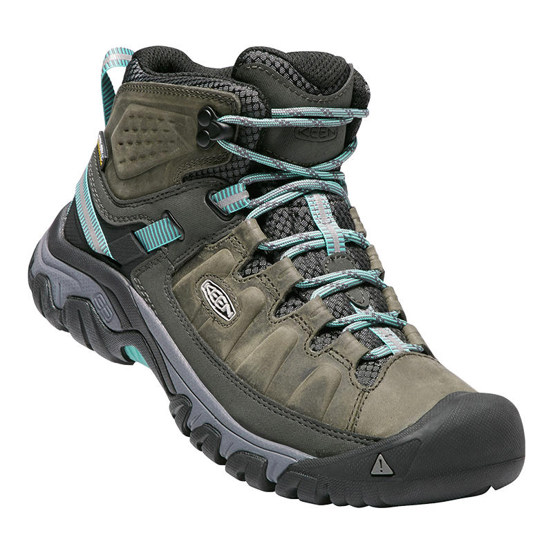 3c009487e KEEN Men's Targhee III Mid Waterproof Hiking Boots