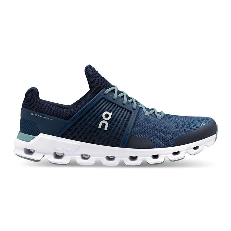 df2eae035c2c On-Running Men s Cloudswift Running Shoes - Water and Oak Outdoor ...