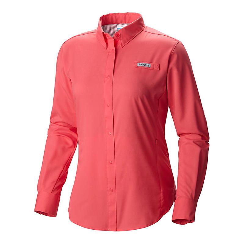 be4c7eb036 Columbia Women's PFG Tamiami II Long-Sleeve Shirt