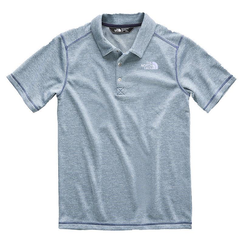 241b617c The North Face Boys' Horizon Short-Sleeve Polo - Alabama Outdoors