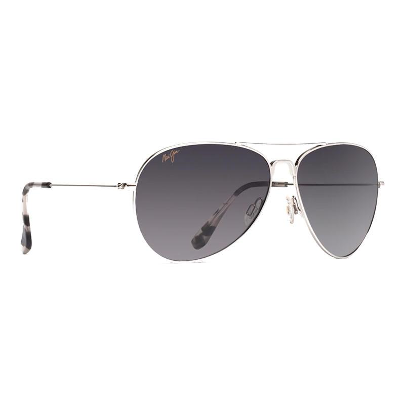 1dedfab862043 Maui Jim Maverick Polarized Aviator Sunglasses - Alabama Outdoors
