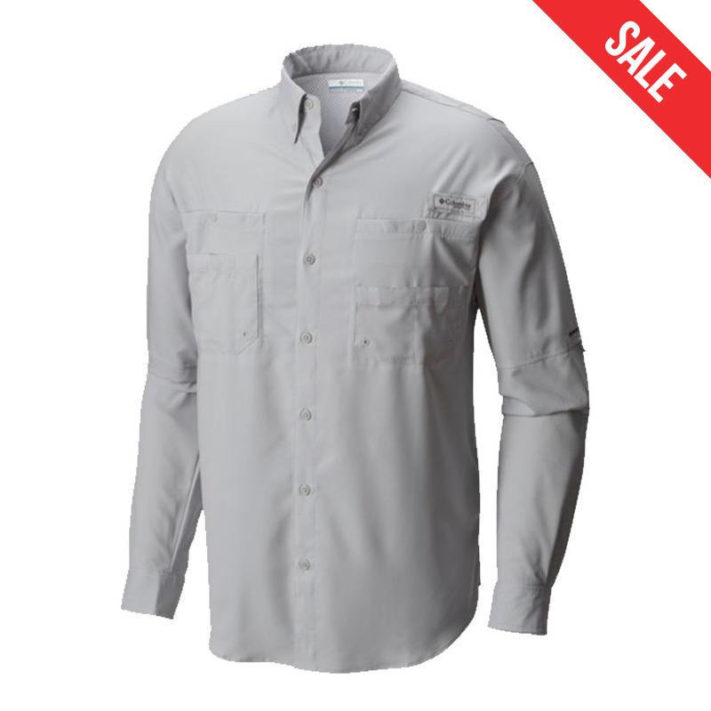8a88bed92d7 Columbia Men's Tamiami II Long-Sleeve Shirt - Alabama Outdoors