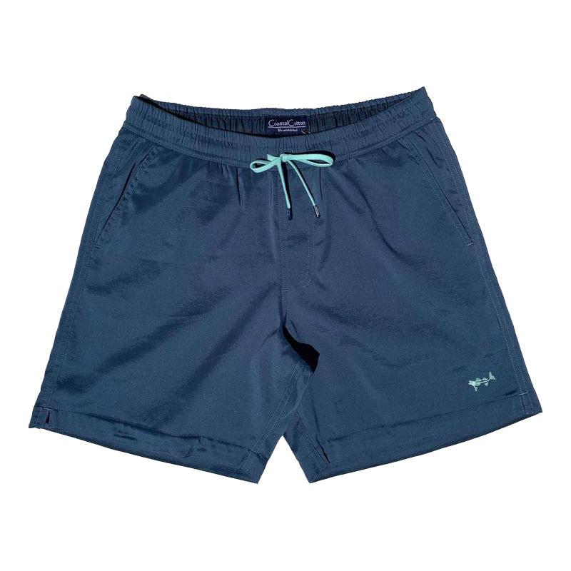 65289c8e1f Coastal Cotton Clothing Men's Island Stretch Swim Trunks - Water and Oak  Outdoor Company