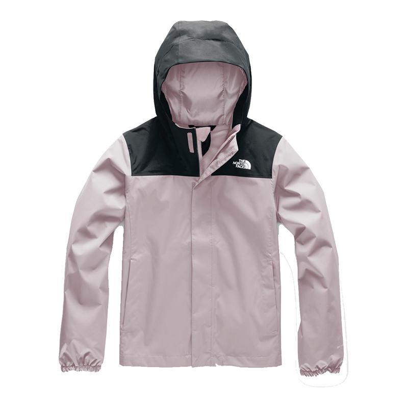 fa0319da6 The North Face Girls' Resolve Reflective Jacket
