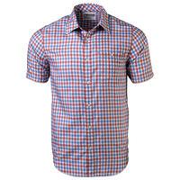 Mountain Khakis Spalding Gingham Short Sleeve Shirt