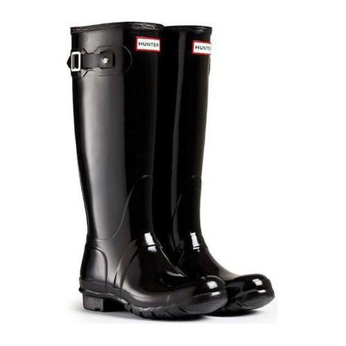 9b68bb8826e Hunter Women's Original Tall Gloss Rain Boots