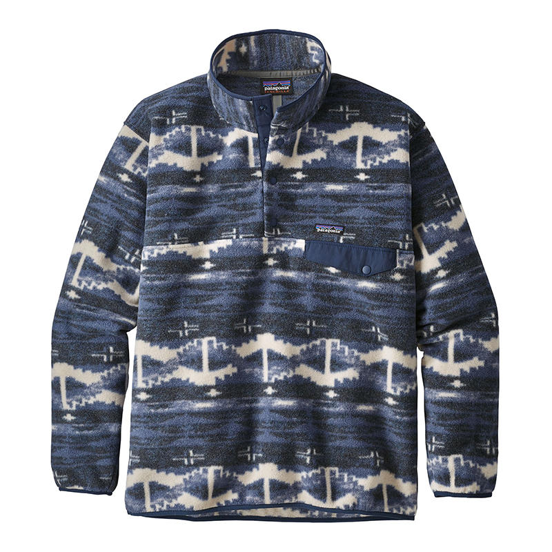 Patagonia Mens Synchilla Snap T Fleece Pullover Alabama Outdoors