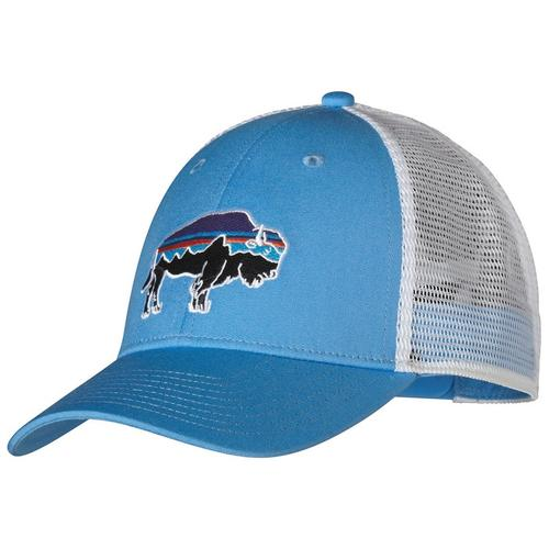 47658ab1 Patagonia Fitz Roy Bison LoPro Trucker Hat - Water and Oak Outdoor ...