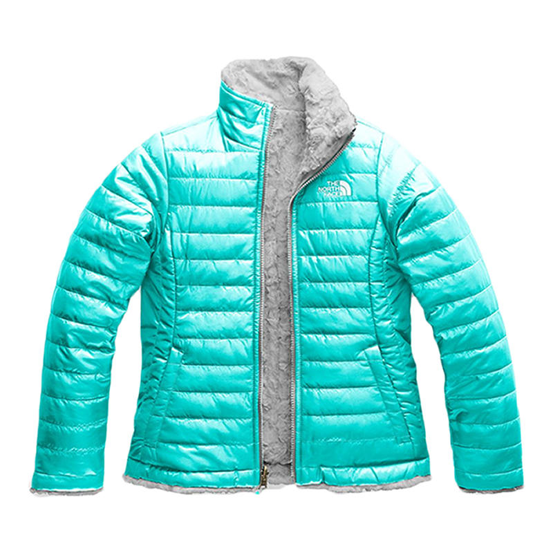 857622394e0e The North Face Girls  Reversible Mossbud Swirl Jacket - Alabama Outdoors