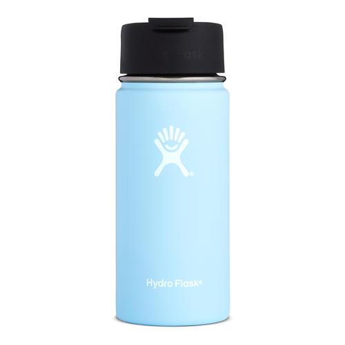 Hydro Flask Wide Mouth Insulated Stainless Steel Coffee Bottle - 16oz