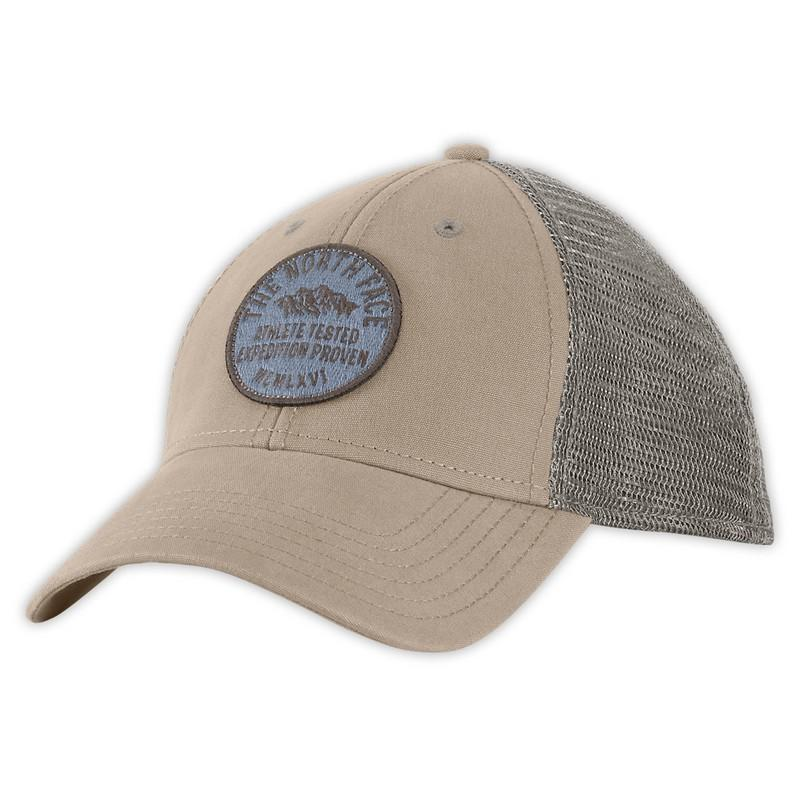 43b3aee01a59f The North Face Men s Patches Trucker Hat - Alabama Outdoors