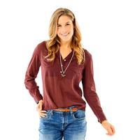 b00e5b41 Carve Designs Women's Dylan Gauze Shirt