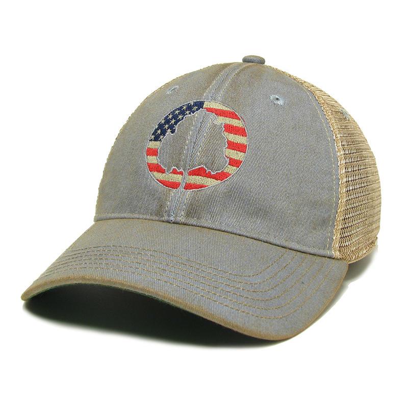 detailed look 084ec def2d authentic alabama flag hat 6116c b5b19