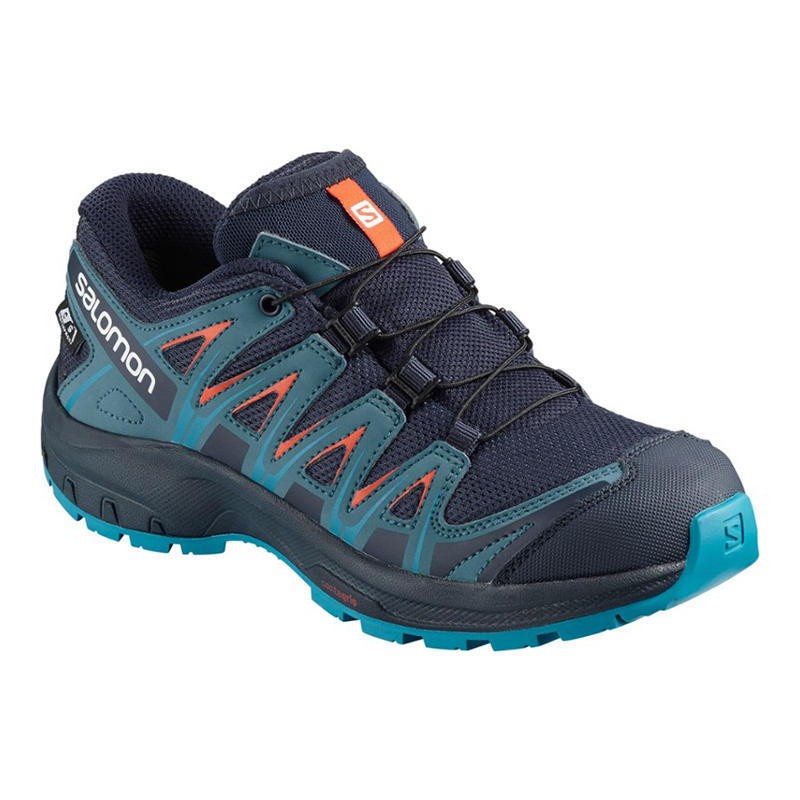 Pro Waterproof Trail Youth 3D XA Shield Salomon Shoes Clima WD2YeEH9I
