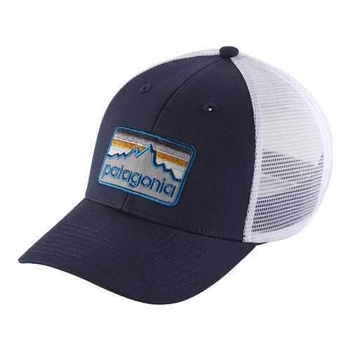 Patagonia Line Logo Badge LoPro Trucker Hat - Water and Oak Outdoor ... 0b40f481e89