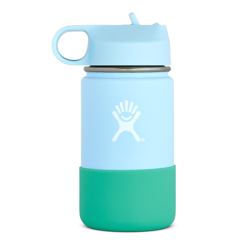 Hydro Flask Kids' Wide Mouth Insulated Stainless Steel Bottle - 10oz