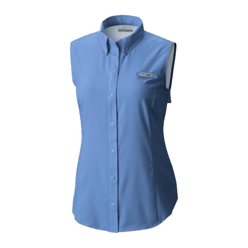 df93dd865697cb Columbia Women s Tamiami Sleeveless Shirt - Water and Oak Outdoor Company