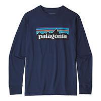 00a2a06131413 Patagonia Boys  Graphic Organic Long-Sleeve T-Shirt