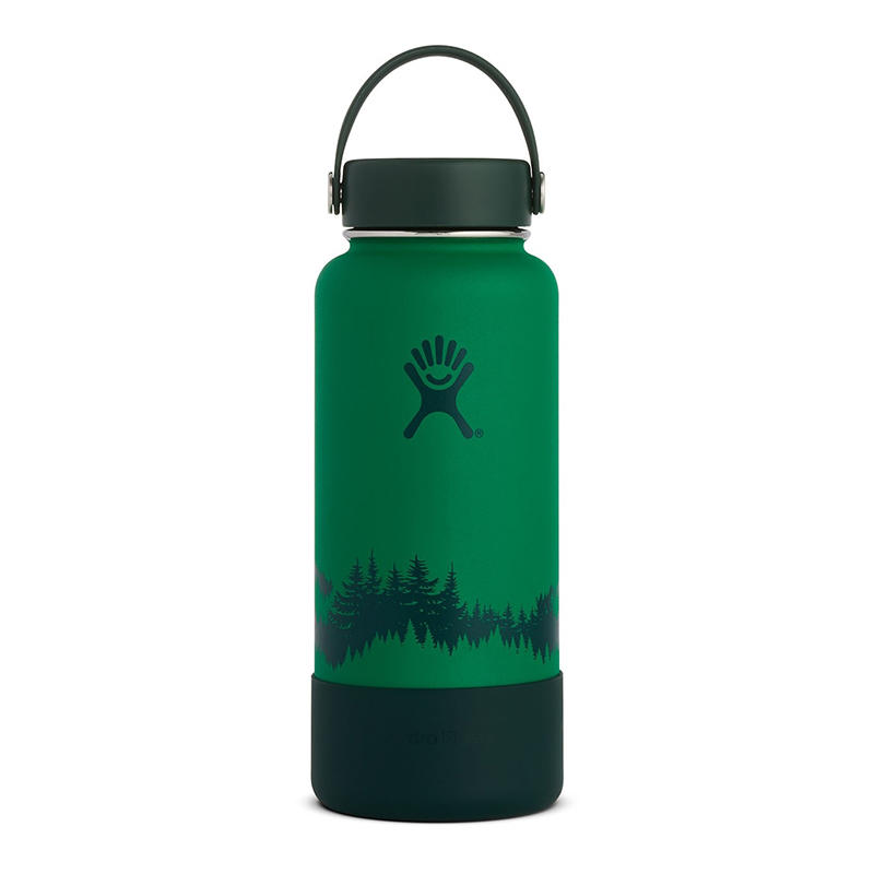hydro flask limited edition forest