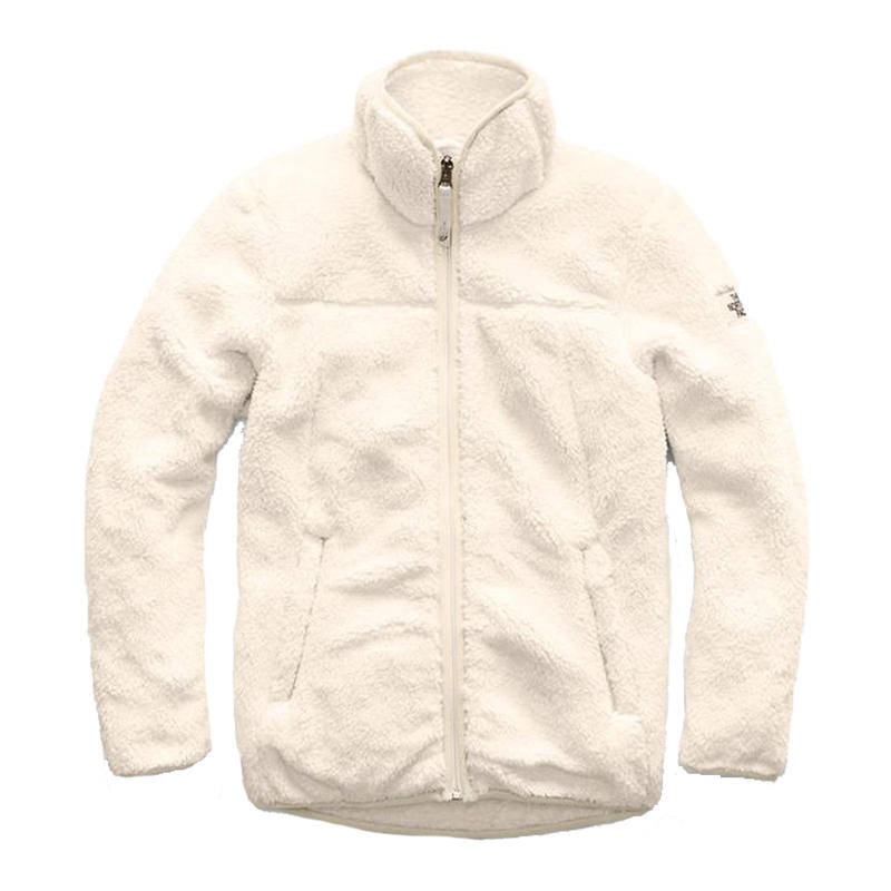 df1061f20 The North Face Girls' Campshire Full Zip Fleece Jacket