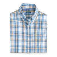 1cc3436f18470 Fish Hippie Men s Windward Tattersall Long-Sleeve Woven Shirt