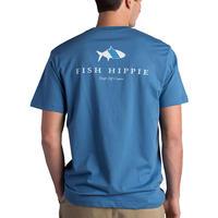2c89af0da Fish Hippie Men's Tarpon Fly Short-Sleeve T-Shirt