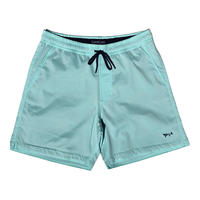 5437384871 Coastal Cotton Clothing Men's Island Stretch Swim Trunks