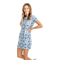 b707cca8e53 Southern Tide Women's Amelia Tile Print Active Dress